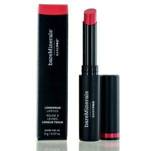 BareMinerals HIBISCUS BarePro Longwear Lipstick 2g